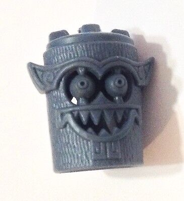 R&l Cereal Toy 1972 ~ Totem Tribe ~ Owleyes ~ Grey ~ Aussie Kelloggs