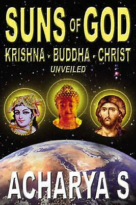 Suns of God by Acharya S. Paperback Book (English)