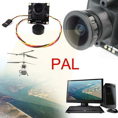New 700TVL FPV HD 1/4'' CMOS Camera Module Wide Angle PAL For Air Helicopter IPa