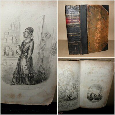 Dombey And Son - Charles Dickens - 1st Edition 1848, Bradbury & Evans.HB