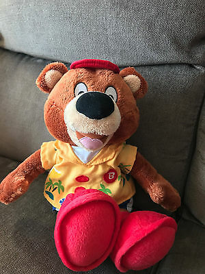 """14"""" BRADLEY THE BEAR Mascot Haven Holidays Soft Plush Toy as pictured"""
