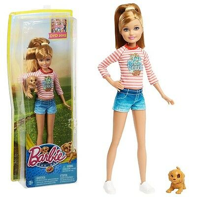 Mattel Barbie Family - Barbie and Her Sisters in The Great Puppy Adventure Staci