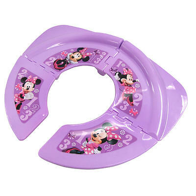 New Minnie Mouse Folding Travel Potty Seat Model:24932587