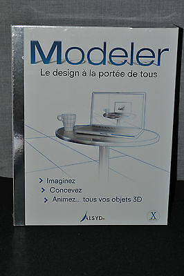 Neuf Modeler Le Design Pour Tous Designer Program For Apple Mac Osx