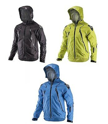 2017 Leatt Dbx 5.0 All Mountain Jacket Bike Downhill Bmx Bicycle Water Repellent