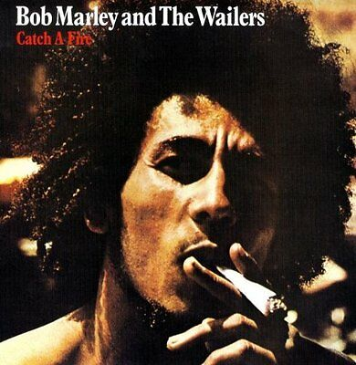 Bob Marley And The Wailers Catch A Fire Lp Vinyl  Special Edition New