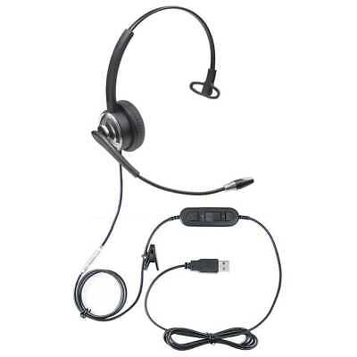 Professional WordCommander Voice to Text USB Voice Recognition Headset