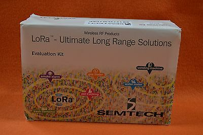 *new Oem* Semtech, Lora Ultimate Long Range Solutions Sx1272Lm1Cep, Eval/kit