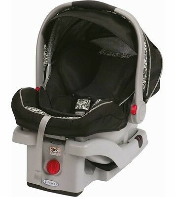 Graco Snugride Click Connect 35 LX Infant Car Seat- Rittenhouse - New Free Ship!