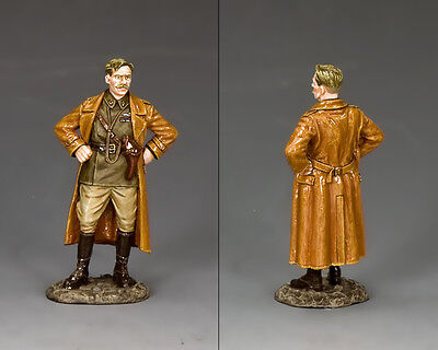 KING AND COUNTRY WW1 Squadron Commander The Lord Flasheart from Blackadder FW227