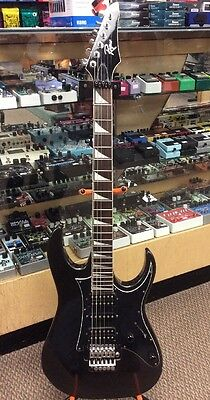 Used Rogue HSH Electric Guitar with Floyd Rose Tremolo