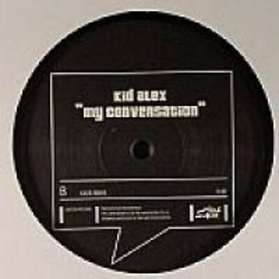 Kid Alex My Conversation Vinyl Single 12inch NEAR MINT Milk & Sugar