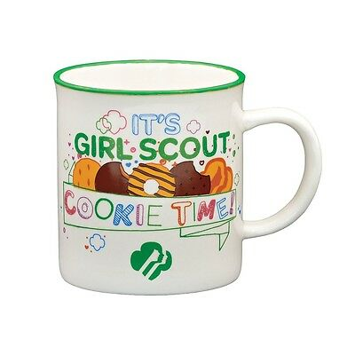 Girl Scout Cookie Mug