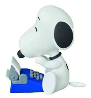 PEANUTS GREAT WRITER SNOOPY UDF ULTRA DETAIL FIGURE NEW IN PACKAGE #sdec16-02