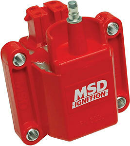 MSD 5501 Distributor Cap and Rotor Kit Cap Street Fire HEI Chevy