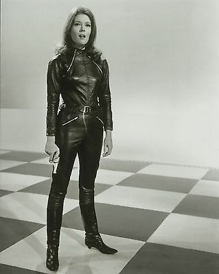 "Diana Rigg The Avengers 10"" x 8"" Photograph no 2"