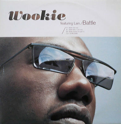 Wookie Featuring Lain Battle Vinyl Single 12inch S2S Recordings
