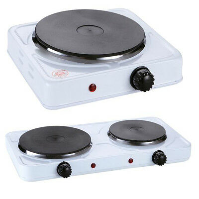 Portable Electric Hot Plate Hob Kitchen Slow Cooker Table Top Hotplate New 2017