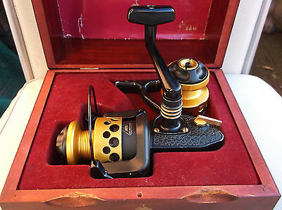 DAM QUICK ROYAL MDS 3500 M-D-S Fishing Reel Moulinet Mullinello Angelrolle