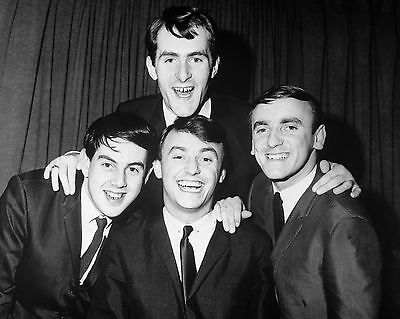"""Gerry and the pacemakers 10"""" x 8"""" Photograph no 1"""