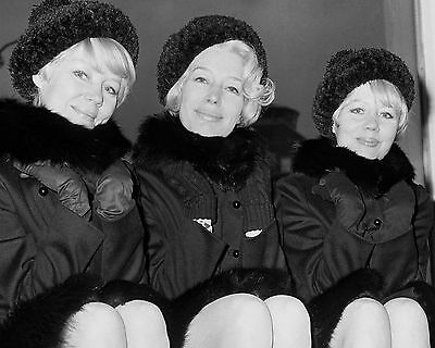 """The Beverley Sisters 10"""" x 8"""" Photograph no 4"""
