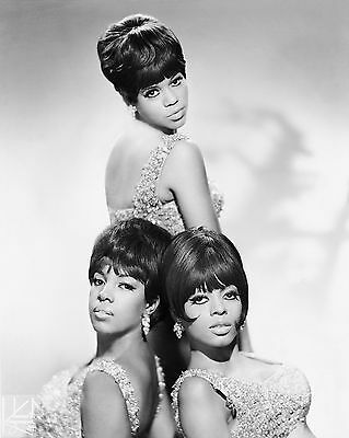 """Diana Ross and the Supremes 10"""" x 8"""" Photograph no 13"""