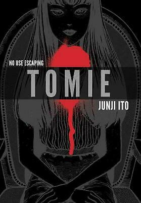 Tomie: Complete Deluxe Edition by Junji Ito Hardcover Book (English)