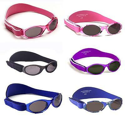 Kidz Banz ADVENTURER SUNGLASSES 2-5YRS Child/Kids Size UV/Sun Protection BN