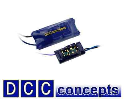 DCC Concepts ZN8D Zen Nano 8 Pin Direct 4 Function Decoder w/ Stay Alive