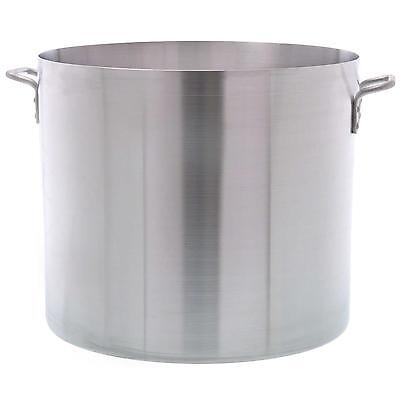 Update APT-100 100qt Stock Pot Thick Aluminum NSF