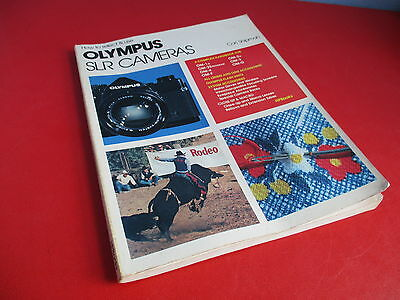 How To Select & Use Olympus SLR Cameras - Shipman - Complete Handbook OM Series