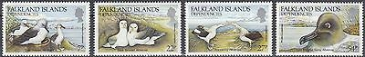 Falkland Islands Dependencies Nr. 129-132** Albatrosse