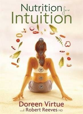 Nutrition for Intuition by Doreen Virtue Paperback Book (English)