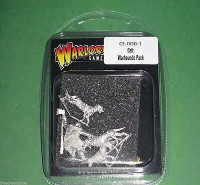 Warlord Games Celt Warhounds pack  28mm CE DOG 1