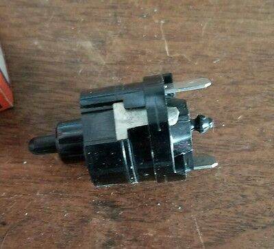 NOS Mallory Plunger Switch PLX-3