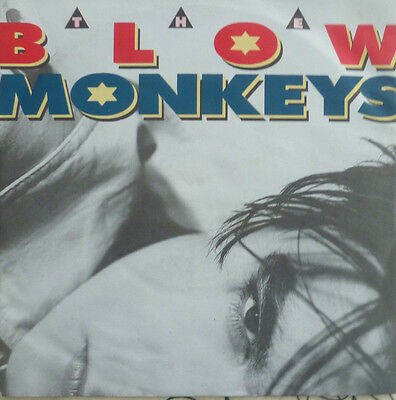"""7""""1986 VG++ BLOW MONKEYS It Doesn´t Have To Be That Way"""