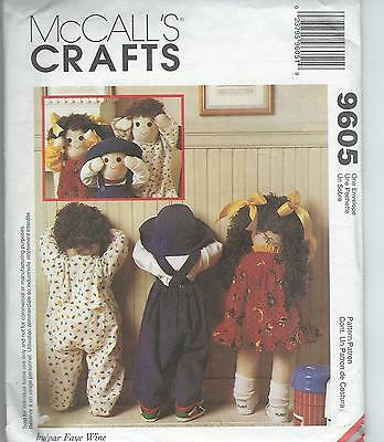 4 Sewing  Patterns for Dolls & Crafts, Sewing, Hobbies, Fabrics