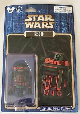 NIB Disney Parks Halloween R2-BOO Droid Factory Figure Exclusive Star Wars
