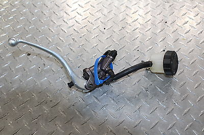 2008 Yamaha Yzfr1 Yzf R1 Front Brake Master Cylinder W/ Lever