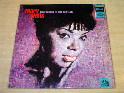 Mary Wells/Love Songs To the Beatles/1965 Stateside Mono LP
