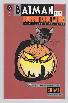 Batman The Long Halloween #1-13 + Halloween Specials Jeph Loeb DC Comics Rare