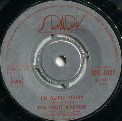 Fruit Machine*i'm Alone Today*sunshine Of Your Love*uk Psych*listen