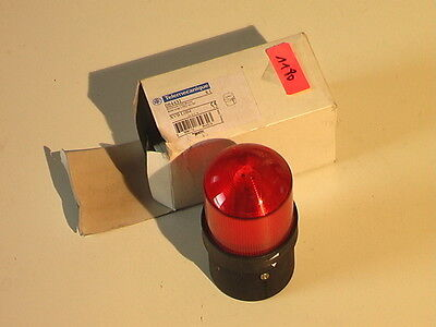 XVB LB04 TELEMECANIQUE Balise rouge à LED feu fixe Red steady red beacon 084431