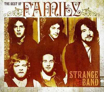 Family, The Family - Very Best of [New CD] UK - Import