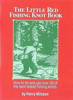 Little Red Fishing Knot Fly Fishing Book