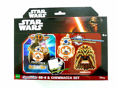 HomeC4) Disney  Star Wars - (30149)  BB-8 & Chewbacca Set