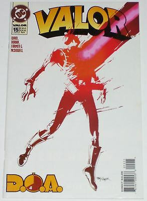 Valor #15 from Jan 1994 NM