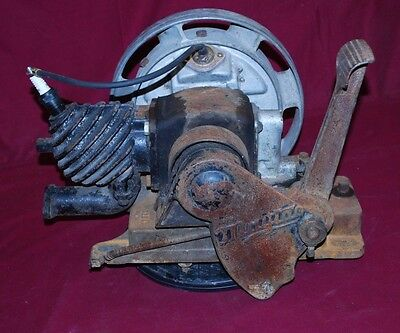 Great Running Maytag Model 92 Gas Engine Motor Hit & Miss Wringer Washer #2?6669