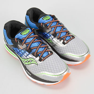 Saucony Triumph ISO 2 Athletic Running Shoes US 9/42.5 EU Everun