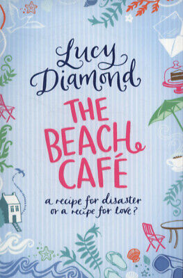 The beach caf by Lucy Diamond (Paperback)